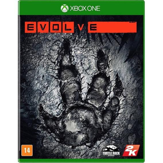 Evolve - Xbox One ( Mídia Física ) Lacrado
