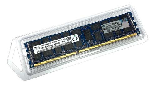 Memória 16gb Pc3-12800r Hp