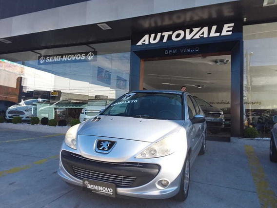 Peugeot 207 1.6 Xs 16v Flex 4p Aut 2010
