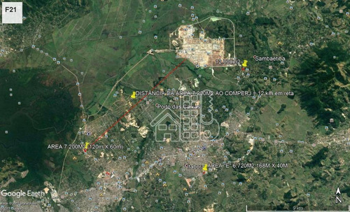 Área À Venda, 7200 M² Por R$ 3.600.000,00 - Barreto - Niterói/rj - Ar0006