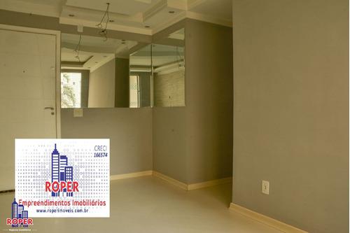 Imagem 1 de 24 de Lindo Apartamento De 45 M²/2 Dormitórios À Venda No Jardim Santa Terezinha, São Paulo - Ap01113 - 69452591
