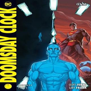 Doomsday Clock 02 De 02 - Dc Comics - Ovni Press