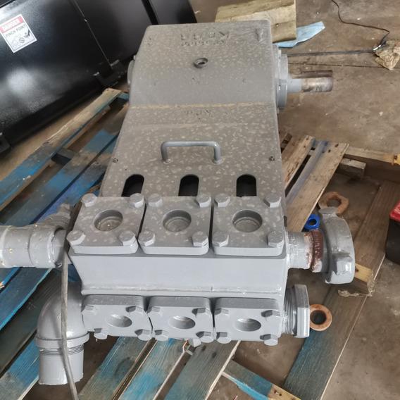 Bomba Presion Triplex Kerr Fmc Pk3000