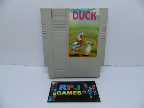 Duck De 72 Pinos Original Dismac P/ Nes - Loja Rj - &&