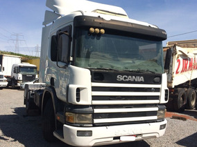 Scania P114 Ga 4x2 Nz 330 - Ano 2000