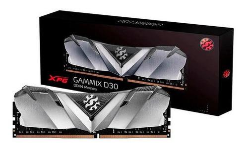 Memoria Xpg Gammix D30 8gb 3200mhz Ddr4 Cl16
