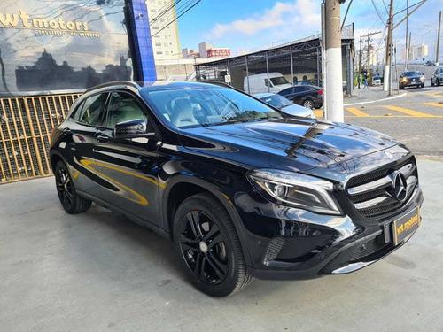 Mercedes-benz Gla 200  2017 1.6 Cgi Advance 16v Turbo 4