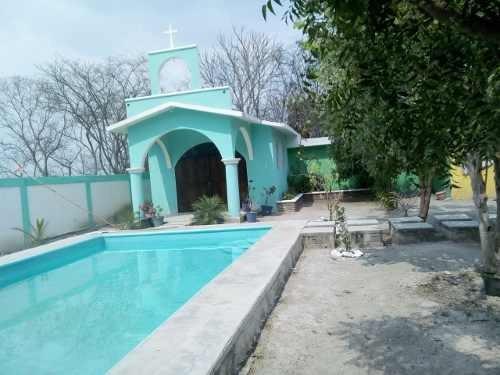 Quinta Con Amplio Terreno En Venta, Libramiento Sur, Real Del Bosque En Tuxtla Gutiérrez, Chiapas.