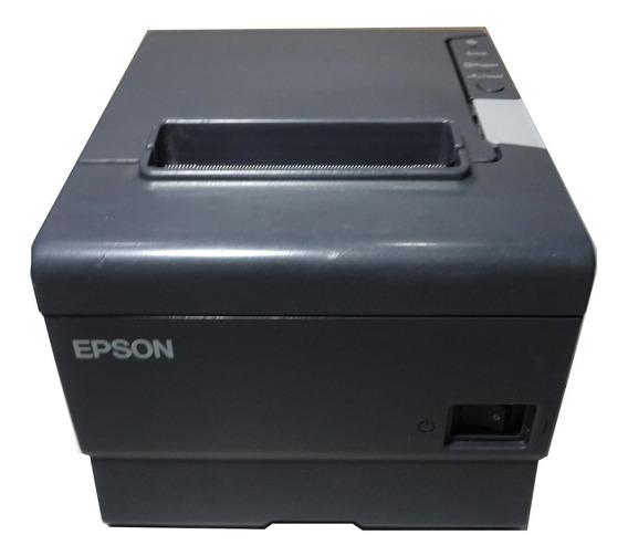 Impressora Epson Rs-232 Retirada De Peças