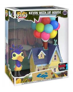 Funko Pop ! Up - Casa Up Con Kevin New York Comic