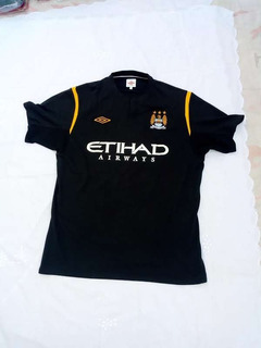 Camisa Umbro Manchester City Ii 2009/10 Oficial