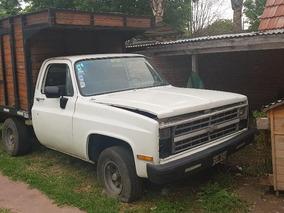 Chevrolet Silverado Custom Deluxe 1986 Mudancera