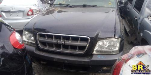 Sucata Chevrolet Blazer Exc 2.8 4x4 Tdi 2005 Peças