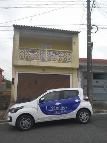 Casa Para Venda Em Itaquaquecetuba, Jardim Moraes, 4 Dormitórios, 1 Suíte, 3 Banheiros, 2 Vagas - 190411c_1-1107033