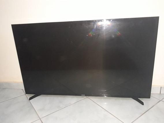 Tv. Samsung Modelo Un48j5200ag, Com Defeito.