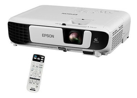 Projetor Epson Powerlite X41+ 3600 Lumens 3lcd Wifi Hdmi