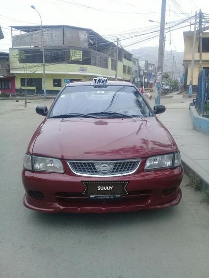 Nissan Sunny Año 2002 Motor 1300