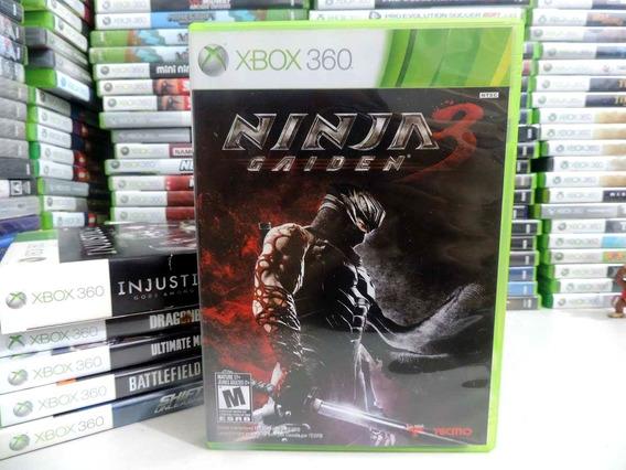 Ninja Gaiden 3 Original Para Xbox 360