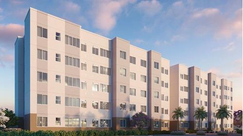 Imagem 1 de 19 de Apartamento À Venda No Bairro Campo Grande - Rio De Janeiro/rj - O-16886-27662