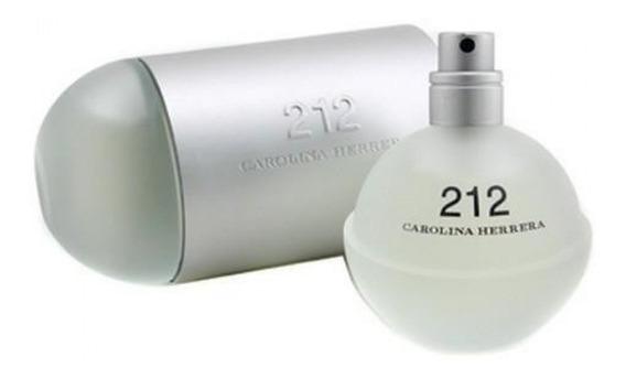 Perfume 212 N.y.c. Carolina Herrera Edt 100ml
