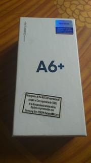 Samsung Galaxy A6+ Plus 32gb Dorado Original