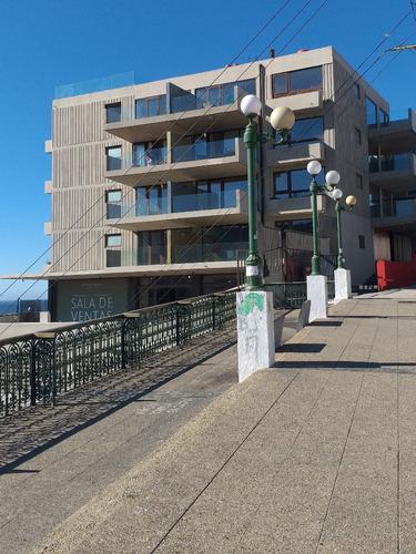 Valparaíso, Vendo Departamento Tipo Estudio, Vista Ponien...