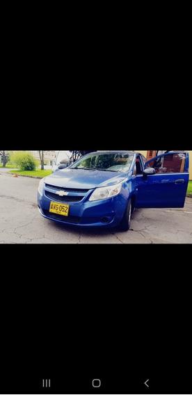 Chevrolet Sail 4p Ls Aa