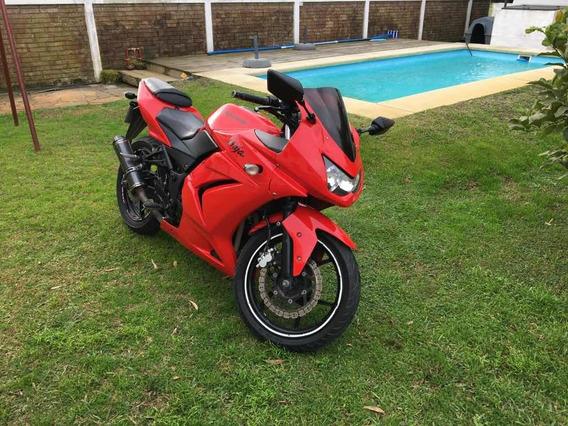 Permuto Y/o Financio Kawasaki Ninja 250 R