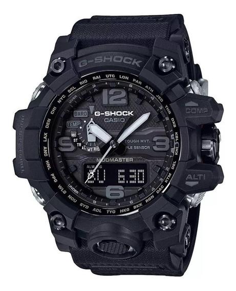 Relogio Casio Gwg-1000-1a1 G-shock Em 12x S/juros Mudmaster