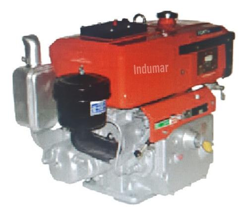 Motor Diesel 8,0 Cv Marca Forth Engine Partida Manual