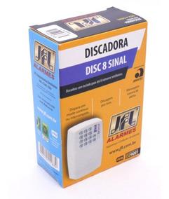 Discadora P/8 Números De Telefone Linha Fixa Disc8 Sinal Jfl