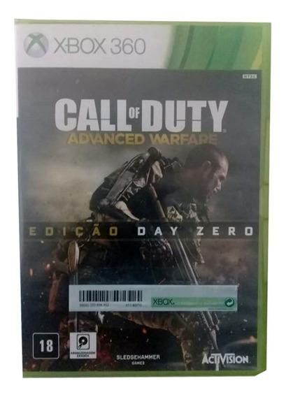 Call Of Duty Advanced Warfare Edição Day Zero Xbox 360 Usado