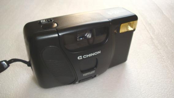 Maquina Fotografica Auto Gl-s Chinon - Usada No Estado