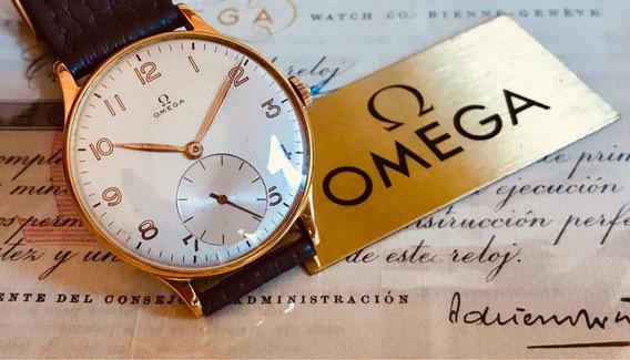 Relógio Ômega 30t2 1944 De Museu: Único Mint