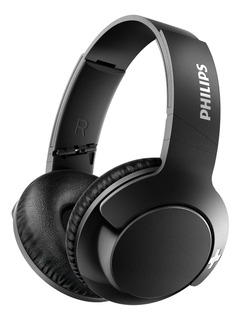 Auriculares inalámbricos Philips BASS+ SHB3175 black