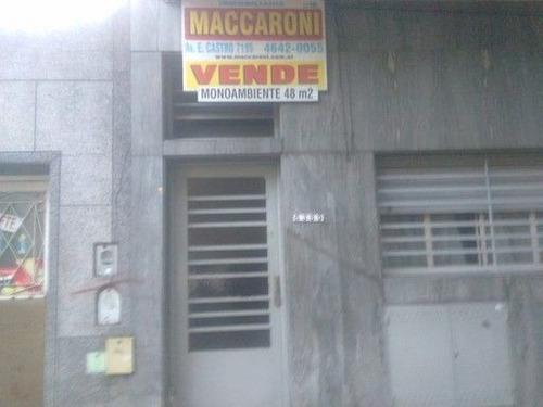 Imagen 1 de 4 de Venta De Departamento Monoambiente En Liniers, Caba