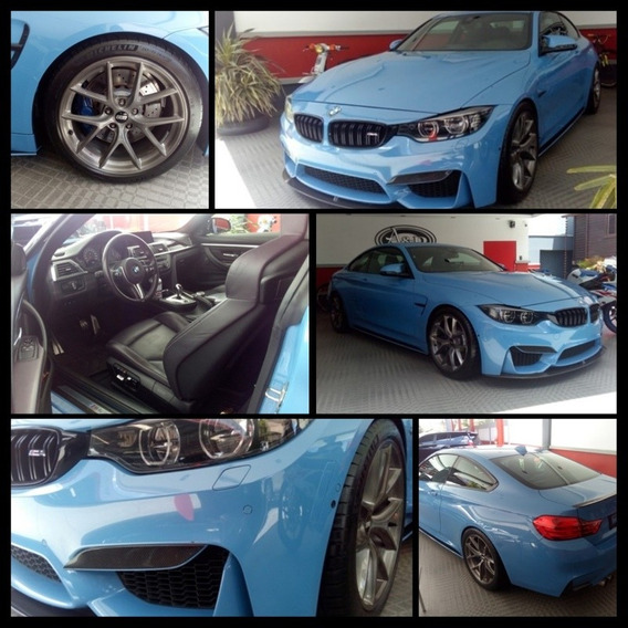 Bmw Serie M4 Competition Package