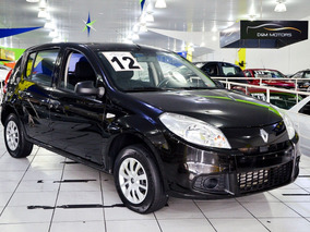 Renault Sandero 2012 1.0 Authentique Hi-flex 5p