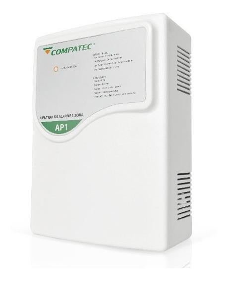Central Residencial Alarme Ap1 Compatec