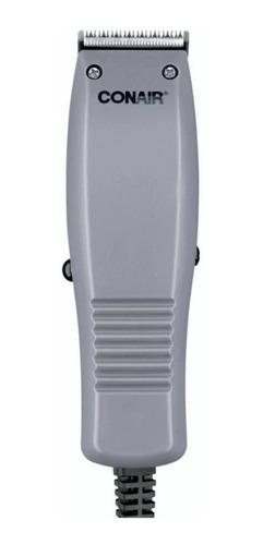 Imagen 1 de 3 de Cortadora de pelo Conair HC90ES gris 120V
