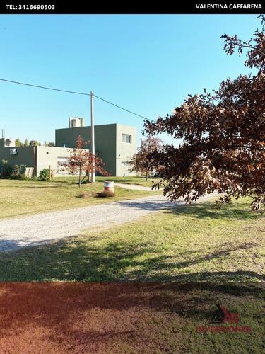 Terreno En Las Casuarinas, Barrio Cerrado, Ibarlucea