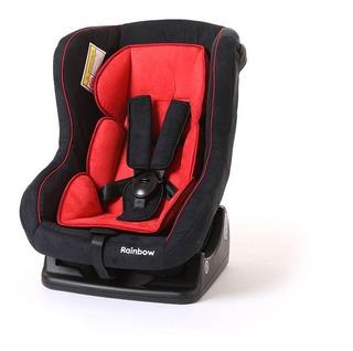Butaca O Silla Para Auto Bebé Rainbow Reclinable 0+ 18 Rojo