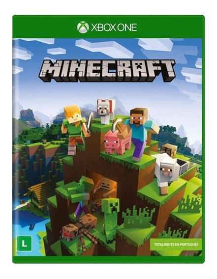 Minecraft Xbox One Edition Xbox One Mídia Física Lacrado
