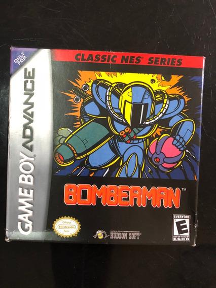 Bomberman Classic Nes Series Original Lacrado Gba Game Boy