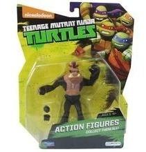 Boneco De Ação Tartarugas Ninja 12 Cm Bebop Multikids --