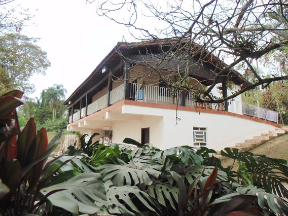 Chácara Com Três Casas E Com Produção De Hidropônia