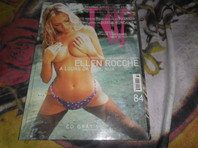 Revista Trip Ellen Rocche Ano 14 Novembro 2000