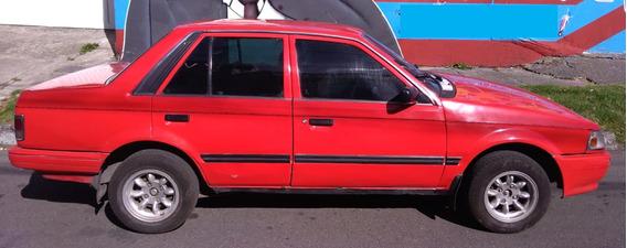 Mazda 323 Sedan 1990 En Excelente Condicion.