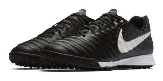 Chuteira Nike Tiempo Genio X Ligera Iv Tf 012921
