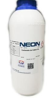 Carbonato De Cálcio P.a 500g Neon
